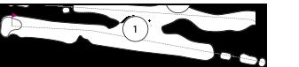 Parcours trou 1