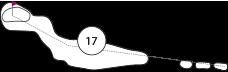 Parcours trou 17
