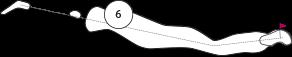 Parcours trou 6