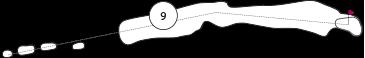 Parcours trou 9